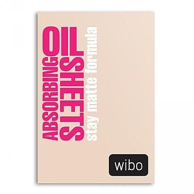 Mattierendes Spezialpapier für das Gesicht - Wibo Oil Absorbing Sheets — Bild N1