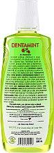 Mundwasser - Bione Cosmetics Dentamint Mouthwash Menthol — Bild N2
