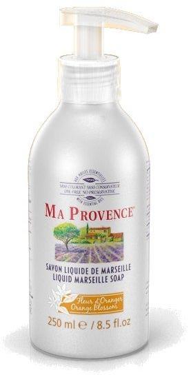 Flüssige Marseiller Seife mit Orangenblüten - Ma Provence Liquid Marseille Soap Orange — Bild N1