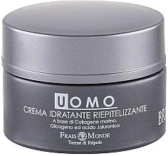 Düfte, Parfümerie und Kosmetik Reparierende und feuchtigkeitsspendende Gesichtscreme - Frais Monde Men Brutia Repairing Moisturizing Cream