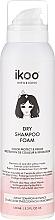 Düfte, Parfümerie und Kosmetik Reparierender und schützender Trockenshampoo-Schaum für mehr Farbbrillanz - Ikoo Infusions Shampoo Foam Color Protect & Repair