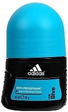 Düfte, Parfümerie und Kosmetik Adidas Ice Dive - Deo Roll-on Antitranspirant