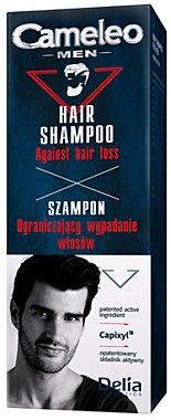 Shampoo - Delia Cameleo Men Against Hair Loss Shampoo — Bild N1
