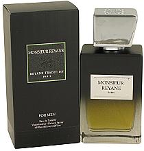 Düfte, Parfümerie und Kosmetik Reyane Tradition Monsieur Reyane - Eau de Toilette