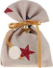Düfte, Parfümerie und Kosmetik Weihnachtliches Duftsäckchen mit Naturseife Eukalyptus - Essencias De Portugal Tradition Charm Air Freshener