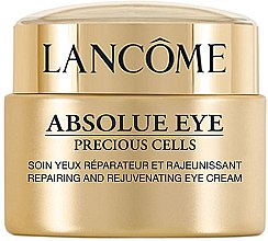 Düfte, Parfümerie und Kosmetik Augenkonturcreme - Lancome Absolue Eye Precious Cells Repairing and Rejuvanating Eye Cream