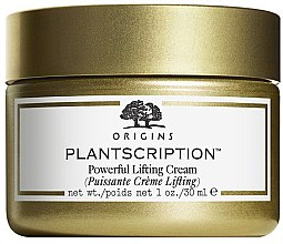 Düfte, Parfümerie und Kosmetik Intensive straffende Liftingcreme für das Gesicht - Origins Plantscription Powerful Lifting Cream