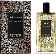 Düfte, Parfümerie und Kosmetik Berdoues Oud Wa Ward - Eau de Cologne