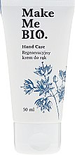 Düfte, Parfümerie und Kosmetik Regenerierende Handcreme - Make Me BIO Hand Care Cream