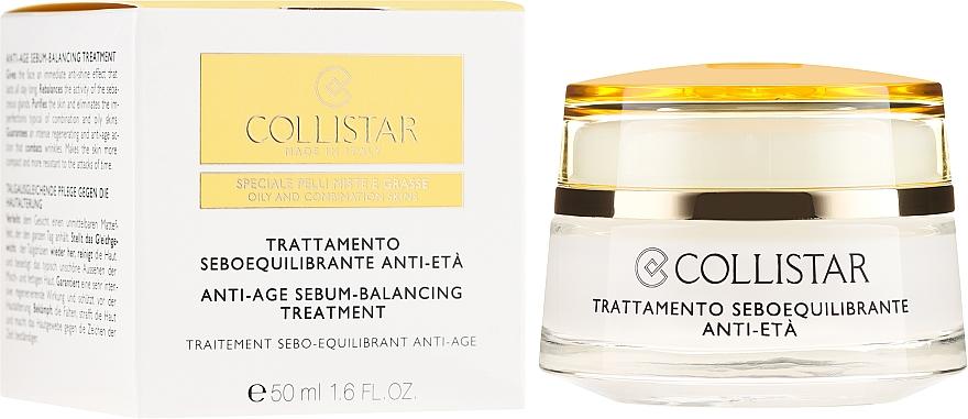 Anti-Aging Gesichtscreme für fettige und gemischte Haut - Collistar Anti-Age Sebum-Balancing — Bild N1