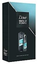 Düfte, Parfümerie und Kosmetik Körperpflegeset für Herren - Dove Men + Care Daily Care Duo Gift Set (Deospray 150ml + Duschgel 400ml)
