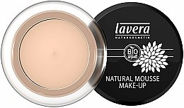 Düfte, Parfümerie und Kosmetik Natürliche Make-up Mousse - Lavera Natural Mousse Make Up Cream Foundation
