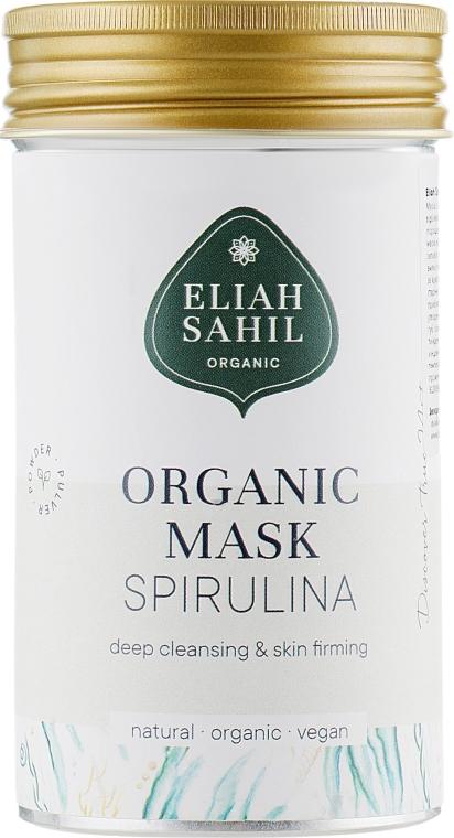 Tiefreinigende und hautstraffende Gesichtsmaske mit Algenextrakt und Heilerde - Eliah Sahil Mask — Bild N1