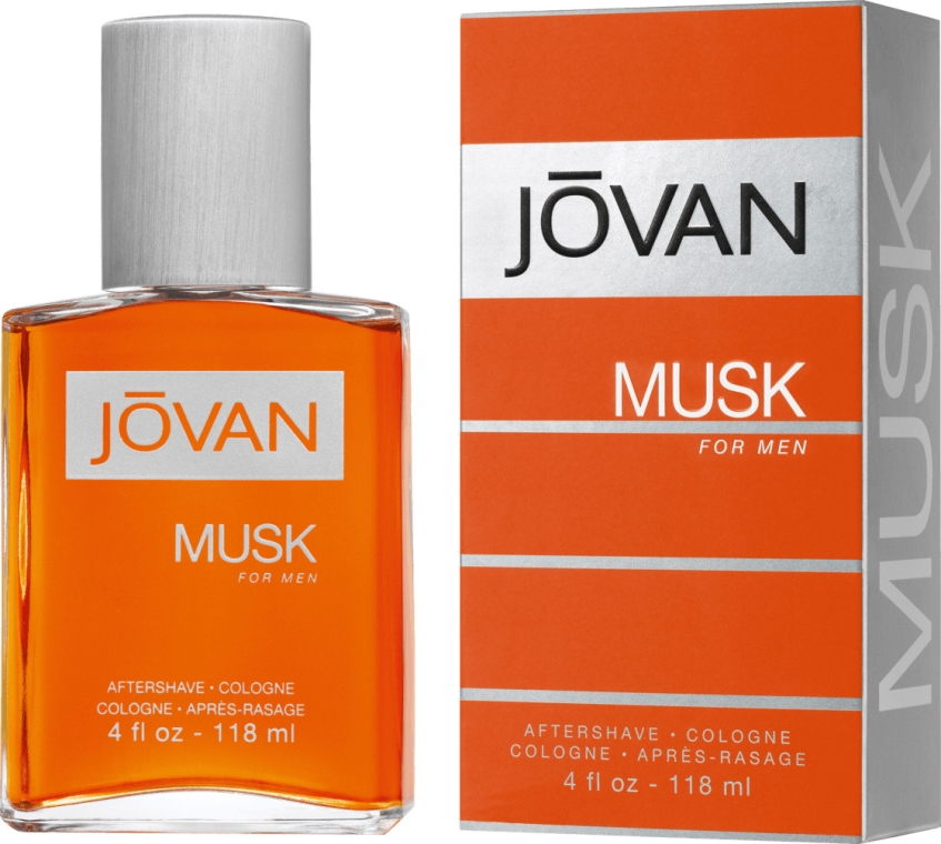 Musk Jovan - After Shave Lotion — Bild N1