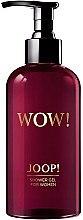 """Düfte, Parfümerie und Kosmetik Joop! Wow! For Women - Duschgel """"Jasmin & Vanille"""""""