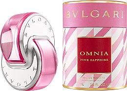 Düfte, Parfümerie und Kosmetik Bvlgari Omnia Pink Sapphire Candyshop - Eau de Toilette