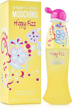 Moschino Cheap & Chic Hippy Fizz - Eau de Toilette  — Bild N1