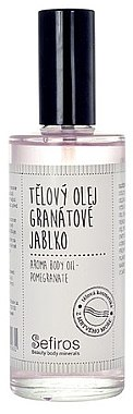 Körperöl mit Granatapfelduft - Sefiros Aroma Body Oil Cream Pomegranate — Bild N1