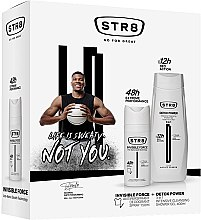 Düfte, Parfümerie und Kosmetik Duftset - STR8 (Deospray 150ml + Duschgel 400ml)