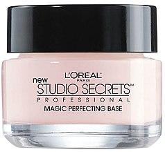 Düfte, Parfümerie und Kosmetik Make-up Base - L'Oreal Paris Studio Secrets Professional Magic Perfecting Base