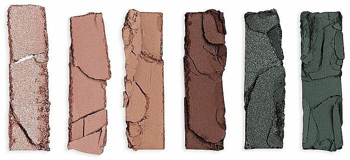 Make-up Set (Lidschattenpalette 2x7.8g) - Makeup Revolution Kitulec #BlendKitulca Shadow Palette — Bild N7