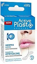 Düfte, Parfümerie und Kosmetik Lippenherpes-Pflaster - Ntrade Active Plast Special Herpes Patches
