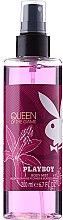 Düfte, Parfümerie und Kosmetik Playboy Queen of the Game Body Mist - Parfümiertes Körperspray