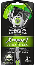 Düfte, Parfümerie und Kosmetik Einwegrasierer 3 St. - Wilkinson Sword Xtreme 3 UltraFlex