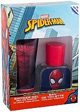 Düfte, Parfümerie und Kosmetik Air-Val International Spiderman - Duftset (Eau de Toilette 30ml + Duschgel 70ml)