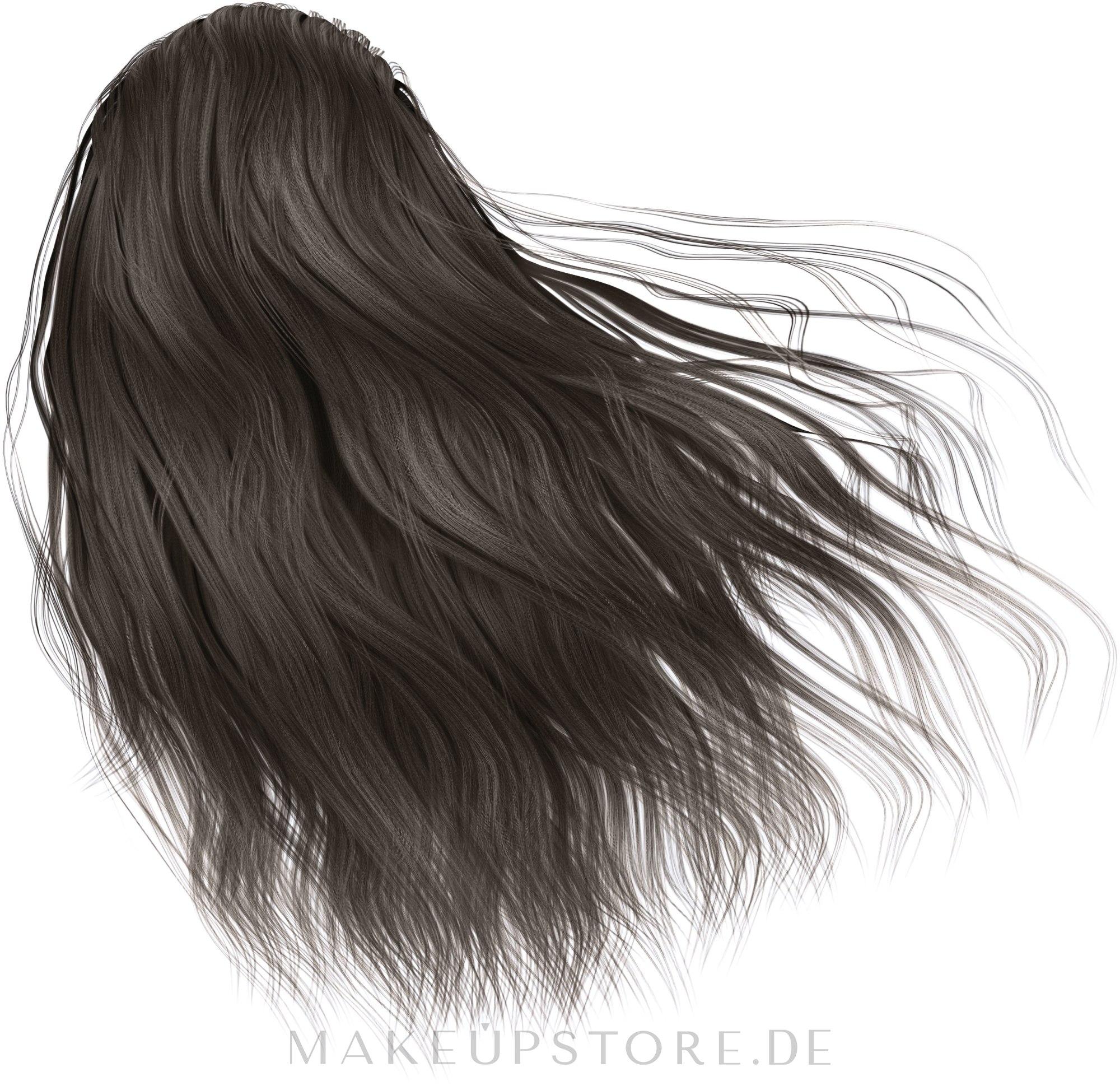 Ammoniakfreie dauerhafte Haarfarbe - Schwarzkopf Perfect Care — Bild 700 - Medium Brown