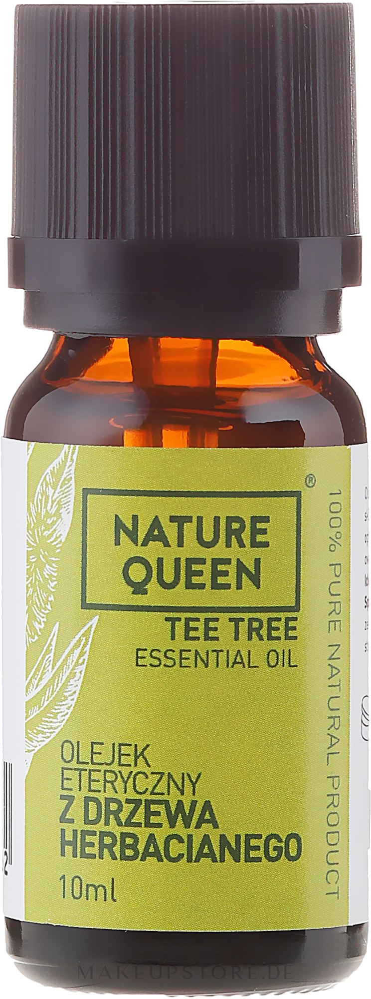 "Ätherisches Öl ""Teebaum"" - Nature Queen Tee Tree Essential Oil — Bild 10 ml"