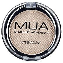 Düfte, Parfümerie und Kosmetik Lidschatten - MUA Mono Pearl Eye Shadow