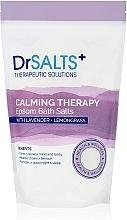 Düfte, Parfümerie und Kosmetik Badesalz mit Lavendel und Zitronengras - Dr Salts+ Therapeutic Solutions Calming Therapy Epsom Bath Salts
