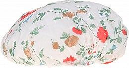 Düfte, Parfümerie und Kosmetik Duschhaube 9298 rote Blumen - Donegal Shower Cap