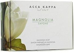Düfte, Parfümerie und Kosmetik Parfümierte Körperseife mit Magnolie - Acca Kappa Magnolia