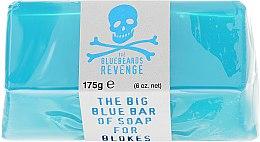 Düfte, Parfümerie und Kosmetik Seife für Gesicht und Körper - The Bluebeards Revenge Big Blue Bar Of Soap For Blokes