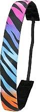 Düfte, Parfümerie und Kosmetik Haarband bunt - Ivybands Racing Stripes Hair Band