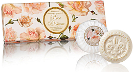 Düfte, Parfümerie und Kosmetik Seifenset Rose - Saponificio Artigianale Fiorentino Rose Blossom Soap