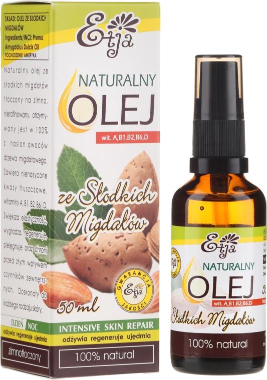 100% natürliches Mandelöl - Etja — Bild N1