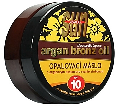 Düfte, Parfümerie und Kosmetik Bräunungsöl mit Arganöl SPF 10 - Vivaco Sun Argan Bronz Oil SPF 10