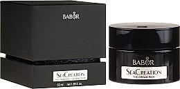 Düfte, Parfümerie und Kosmetik Reichhaltige Luxus Anti-Aging Gesichtspflegecreme für trockene Haut - Babor SeaCreation The Cream Rich
