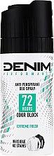 Düfte, Parfümerie und Kosmetik Deospray Antitranspirant - Denim Deo Extreme Fresh