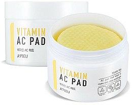 Düfte, Parfümerie und Kosmetik Peelingpads für Gesicht mit Vitaminkomplex - A'pieu Vitamin AC Pad