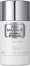 Düfte, Parfümerie und Kosmetik Dior Eau Sauvage - Parfümierter Deostick
