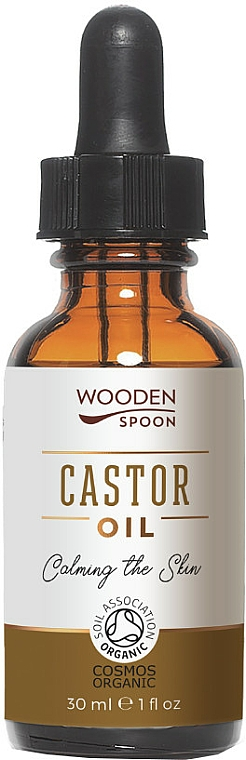 Rizinusöl - Wooden Spoon Castor Oil