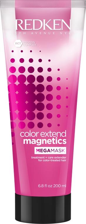 Farbshutz-Maske für coloriertes Haar - Redken Color Extend Magnetic Megamask — Bild N1