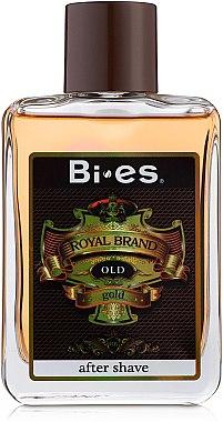 Bi-Es Royal Brand Gold - After Shave — Bild N3