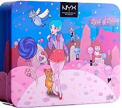 Düfte, Parfümerie und Kosmetik Lidschatten-Palette - Nyx Professional Makeup Land of Lollies Shadow Palette
