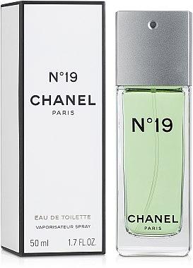 Chanel N19 - Eau de Toilette — Bild N1