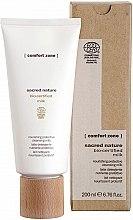 Düfte, Parfümerie und Kosmetik Gesichtsreinigungsmilch - Comfort Zone Sacred Nature Bio-Certified Cleansing Milk